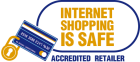 Internet Shopping Is Safe - Accredited Retailer