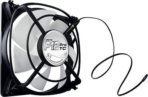 Temperature Controlled Fan Picmicrolab