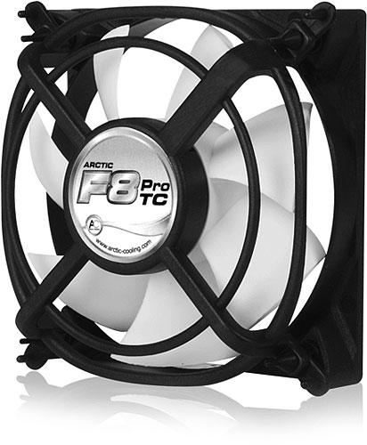 Arctic F8 Pro Tc Temp Controlled High Performance Rear Fan