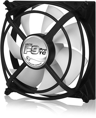 Arctic F9 Pro Tc Temp Controlled High Performance Rear Fan