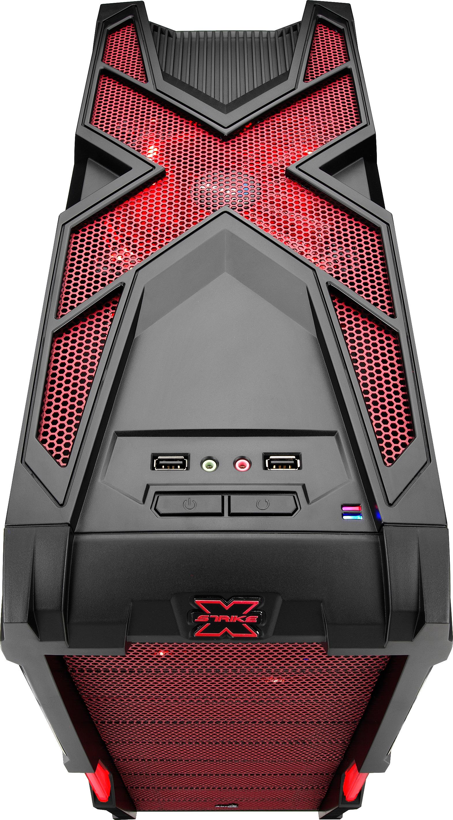 Aerocool Strike X Gaming Cases