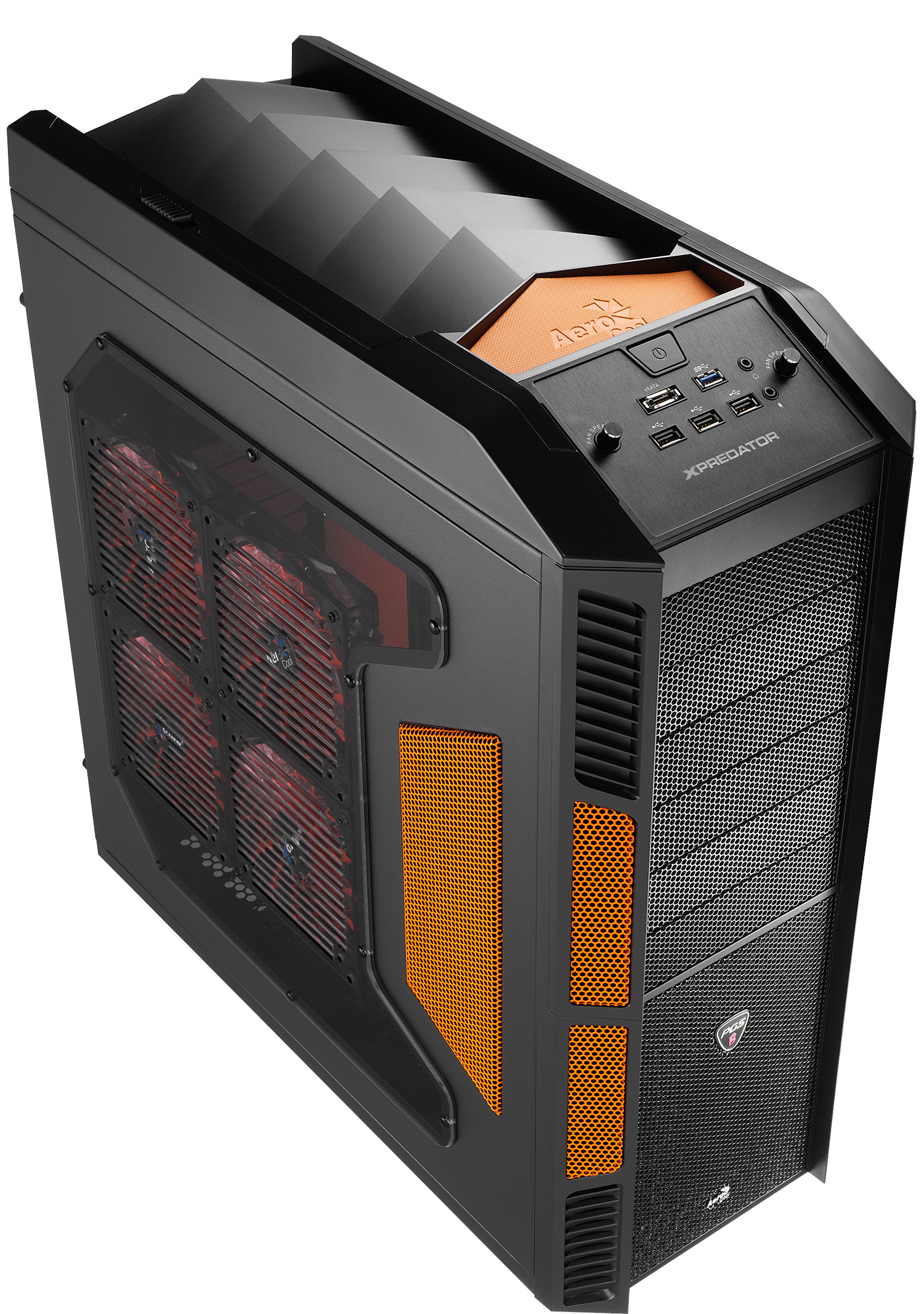 Aerocool X Predator Ultimate Gaming Cases