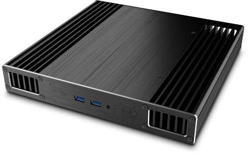 The Akasa Plato X8 Fanless NUC chassis