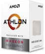 AMD Athlon 200GE 3.4GHz 35W 2C/4T AM4 APU with Radeon Vega 3 Graphics