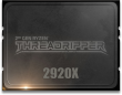 AMD Ryzen Threadripper 2920X 3.5GHz, 12C/24T, 38MB cache, 180W CPU