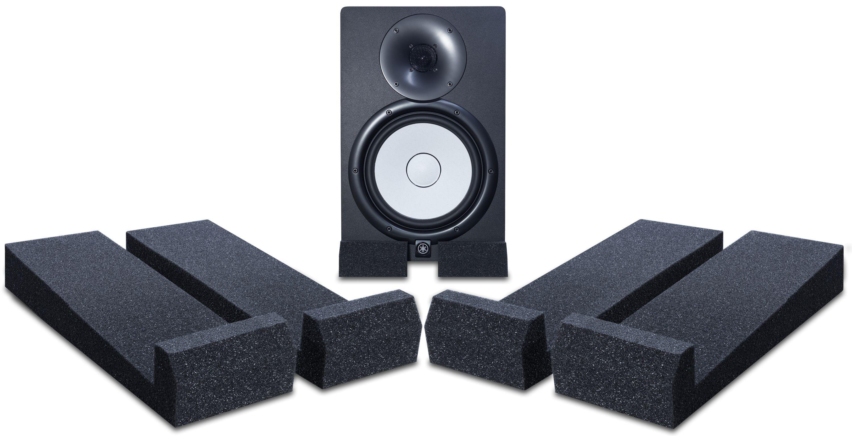 AcoustiPads Speaker Decoupling Anti-Vibration Pads