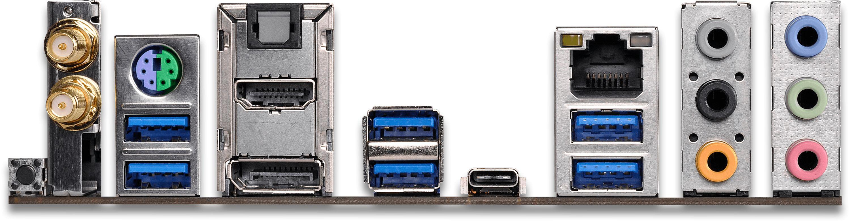 Fatal1ty Z270 Gaming-ITX/ac LGA1151 HDMI 2 0 ITX Motherboard