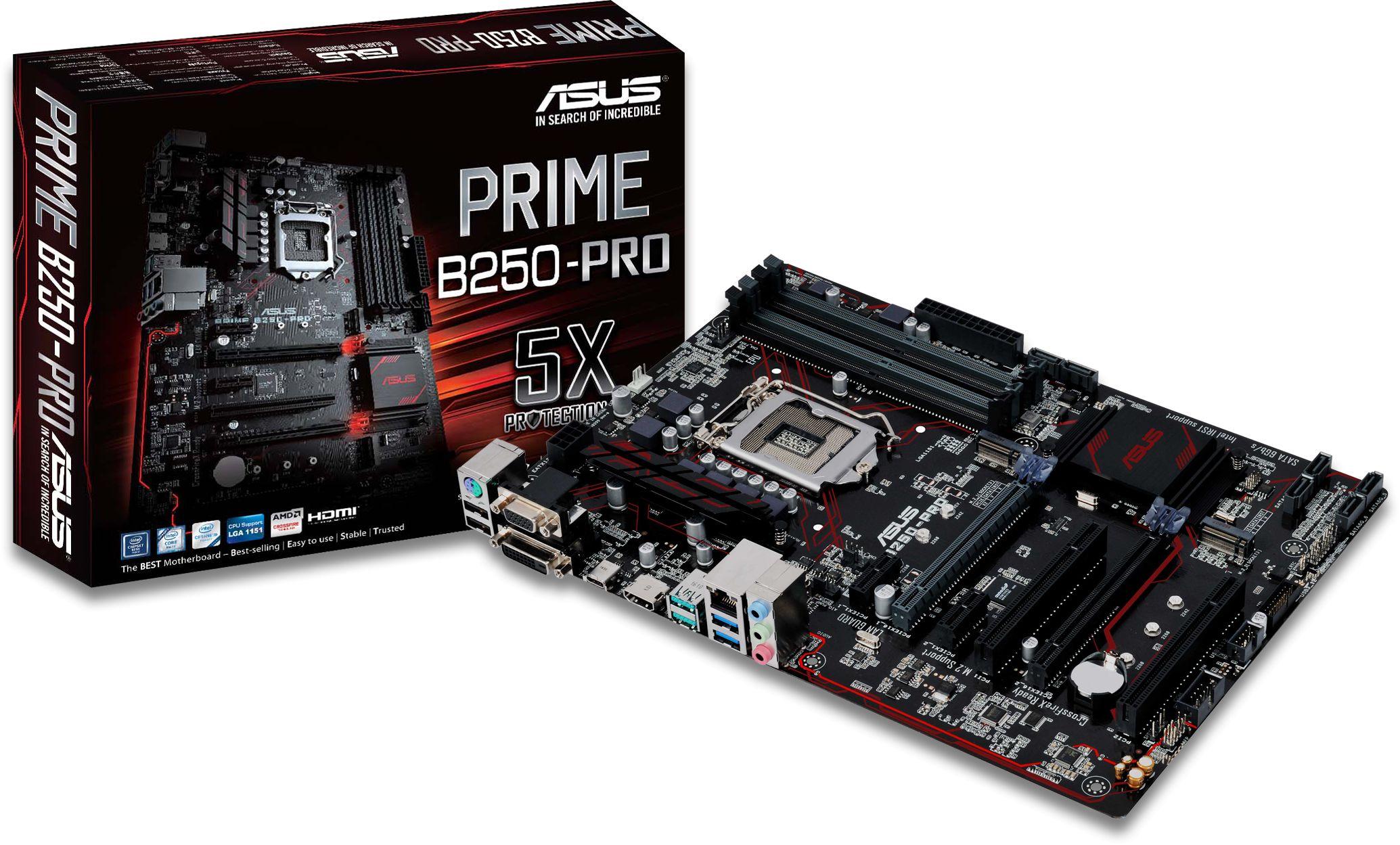 PRIME B250 PRO LGA1151 ATX Motherboard