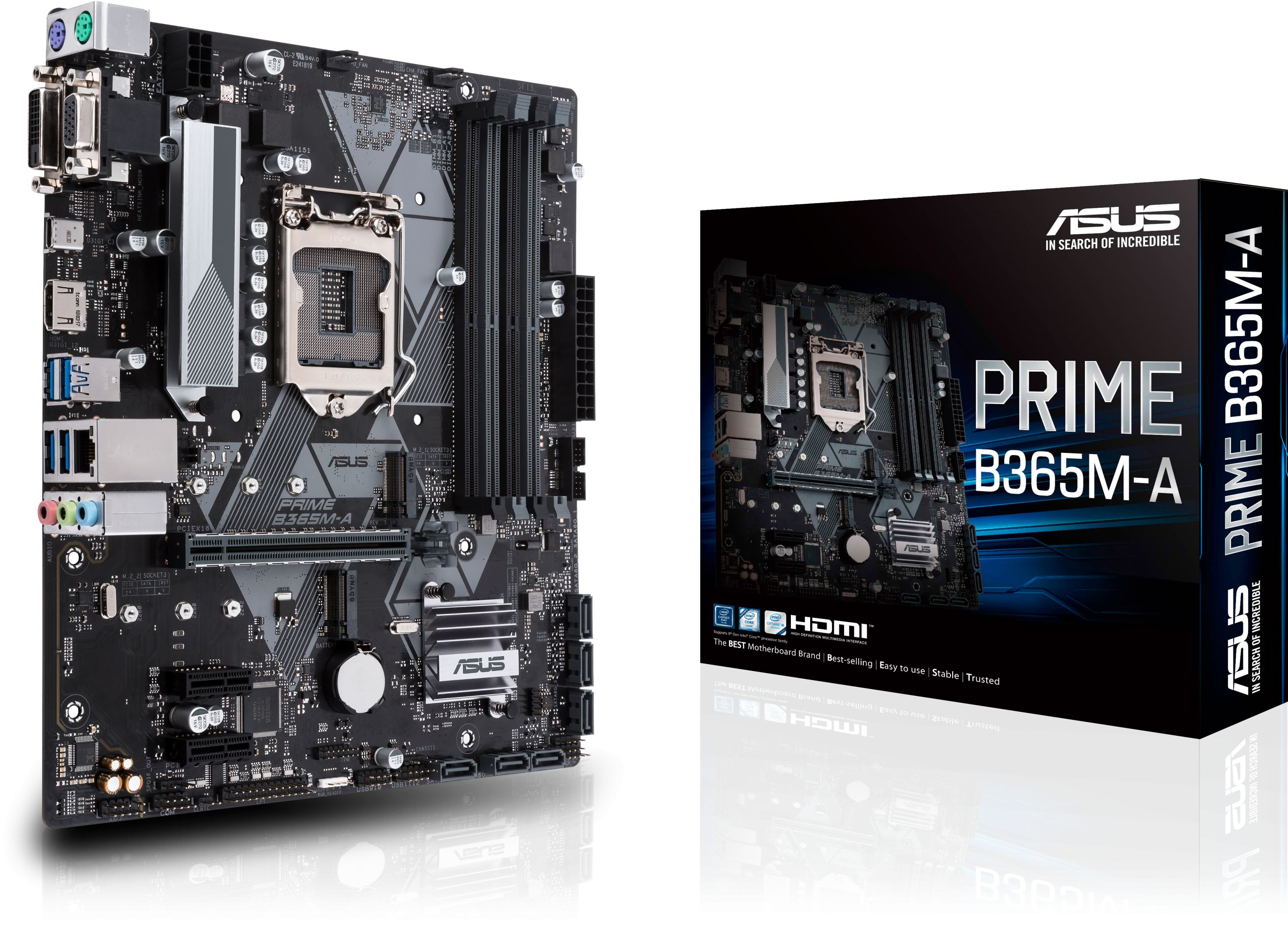 Prime B360m A Micro Atx Lga1151 Motherboard Diagram 2 When You Build With An Asus 300 Series Smart Easy And Affordably