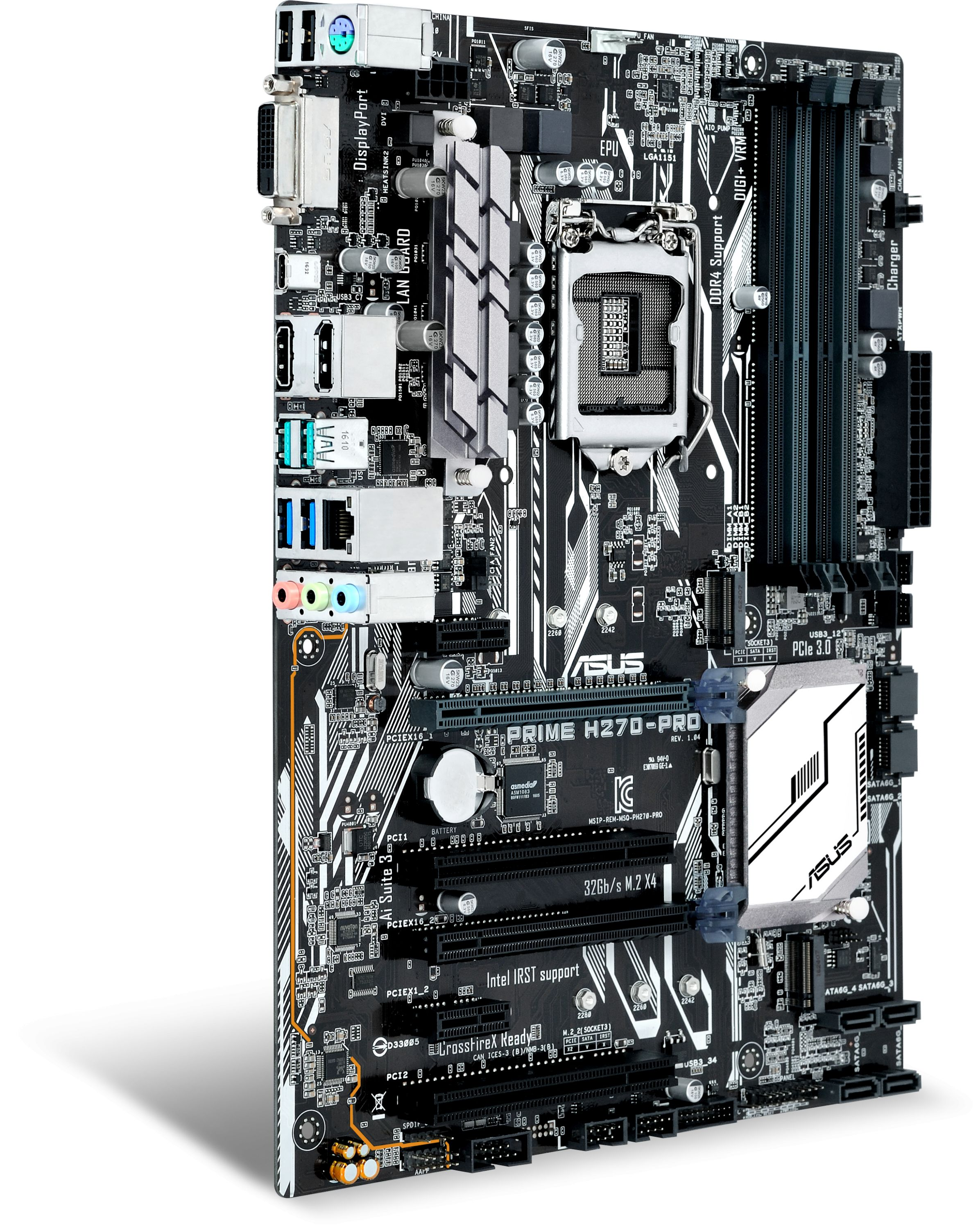 Asus PRIME H270-PRO Motherboard Drivers for Mac