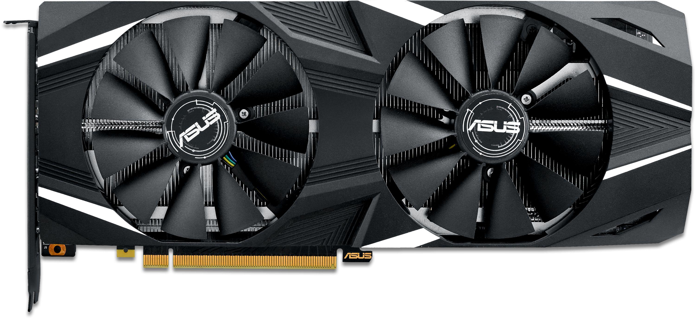 GeForce RTX 2080 DUAL OC 8GB GDDR6 VR Ready Graphics Card