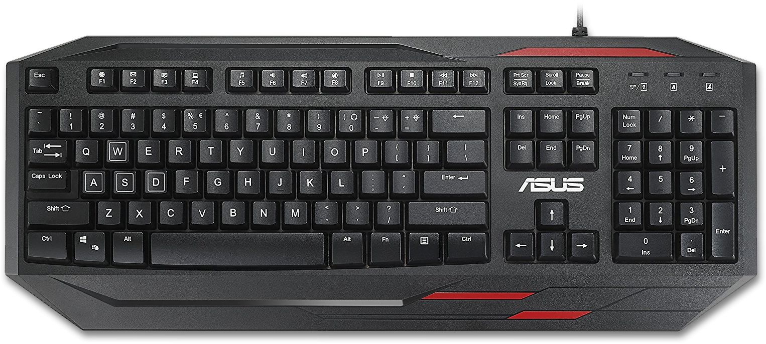 GK100 Sagaris Gaming Keyboard (UK Layout)
