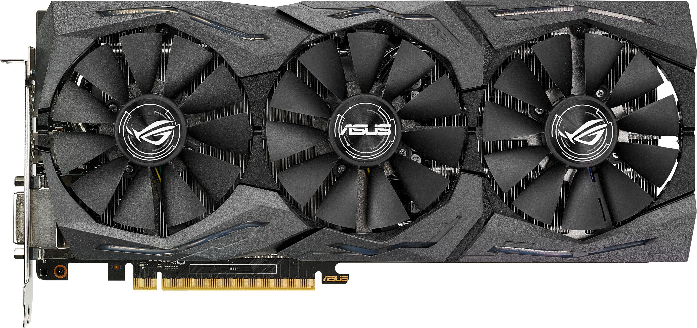 GeForce GTX 1060 ROG STRIX 6GB GDDR5 Graphics Card