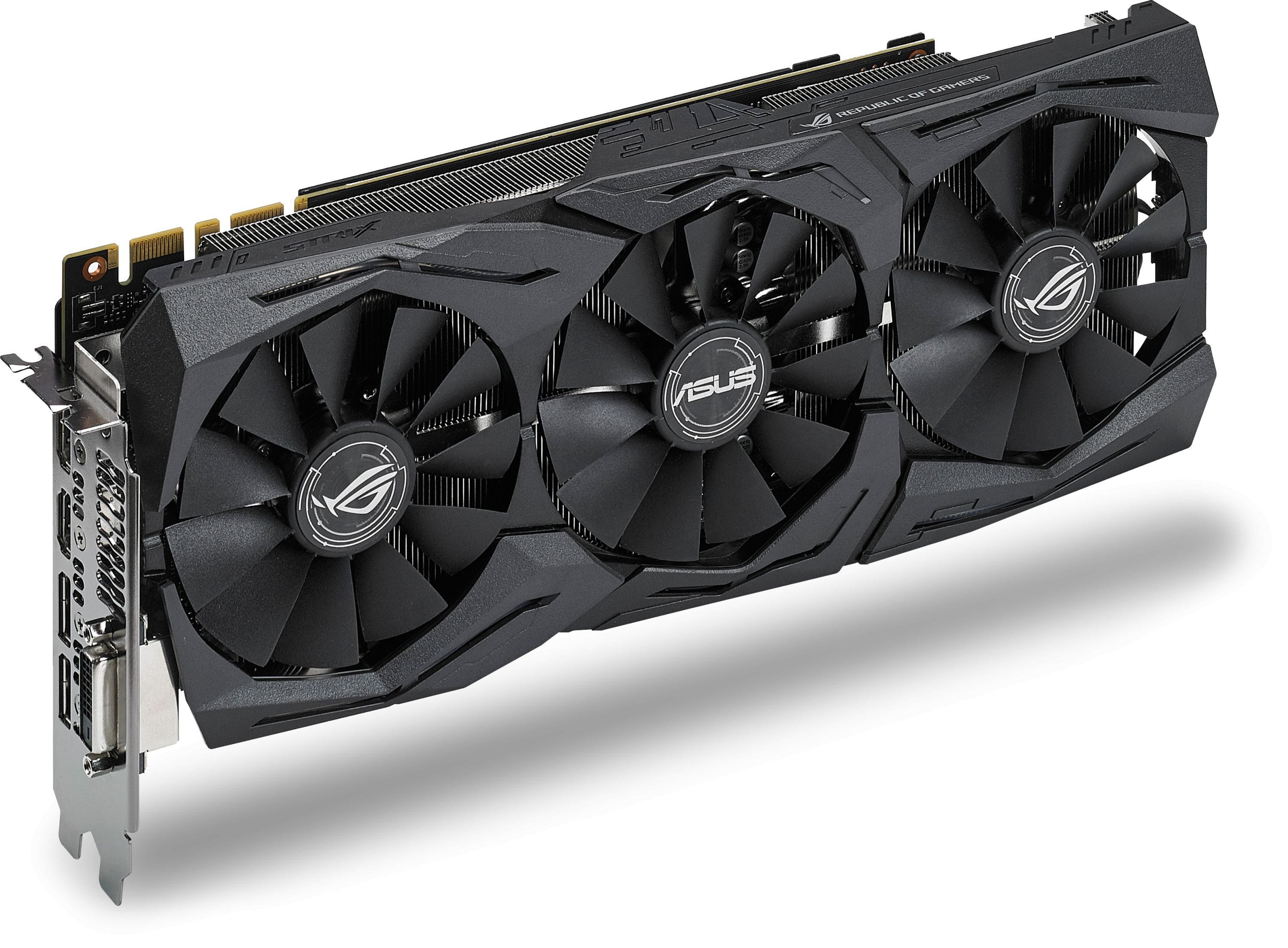 GeForce GTX 1080 ROG STRIX ADVANCED GAMING 8GB GDDR5X