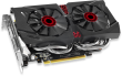 GeForce STRIX GTX 950 OC 2GB GDDR5 Semi-fanless Graphics Card