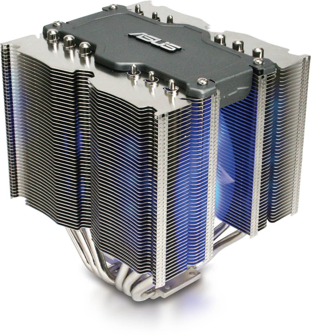 Cpu Air Cooler : Triton quiet cpu cooler lga