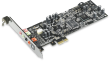 B-Grade Xonar DGX 5.1 PCI-E Low Profile Sound Card