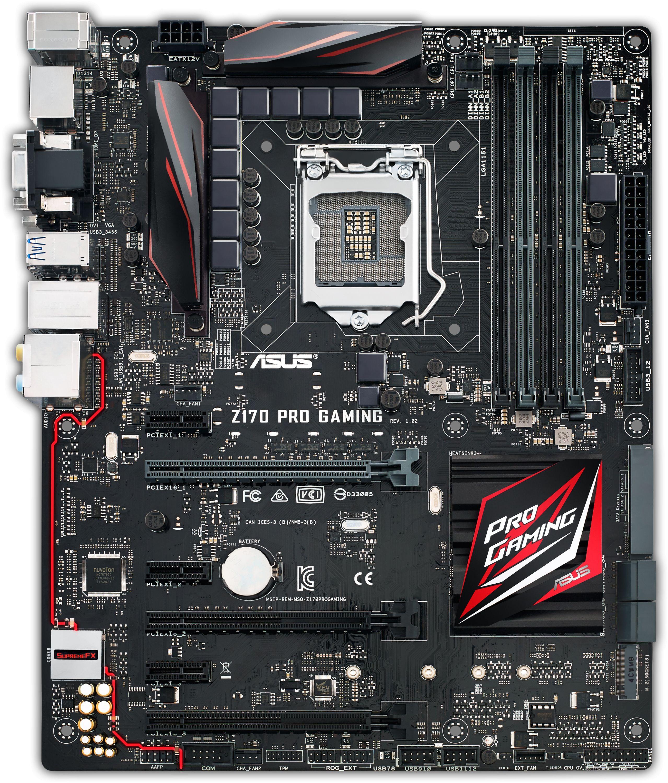 ASUS Z170-PRO Intel LAN Treiber Herunterladen