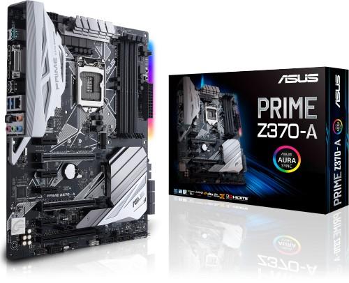 PRIME Z370-A LGA1151 ATX Motherboard
