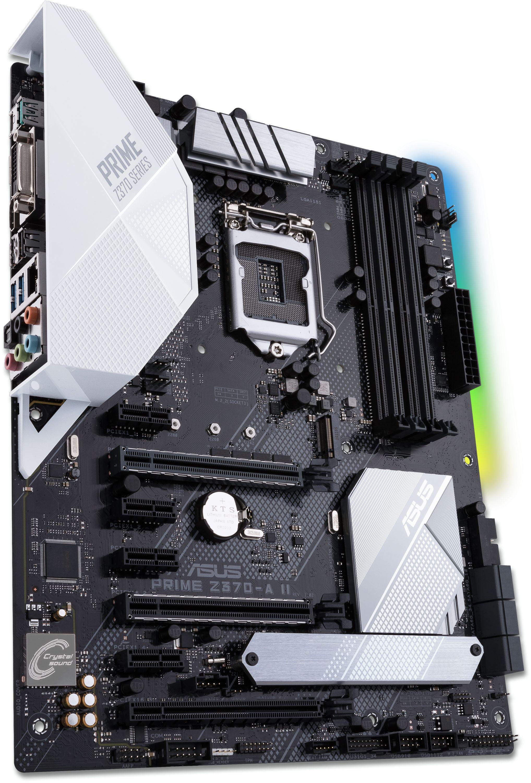PRIME Z370-A II LGA1151 ATX Motherboard