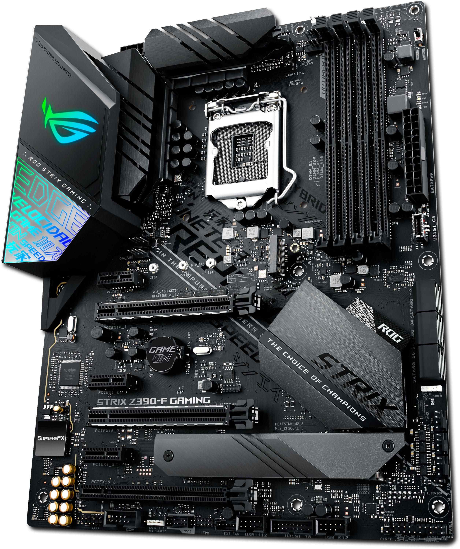 ROG STRIX Z390-F GAMING LGA1151 ATX Motherboard