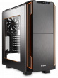 be quiet Silent Base 600 Orange ATX Chassis with Window, BGW05