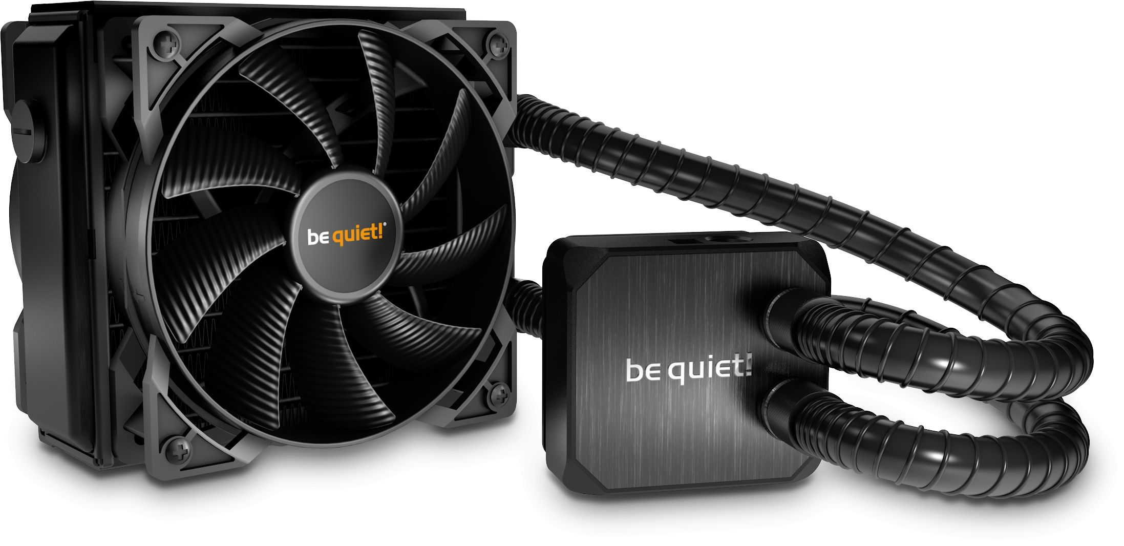 be quiet Silent Loop AIO CPU Water Coolers