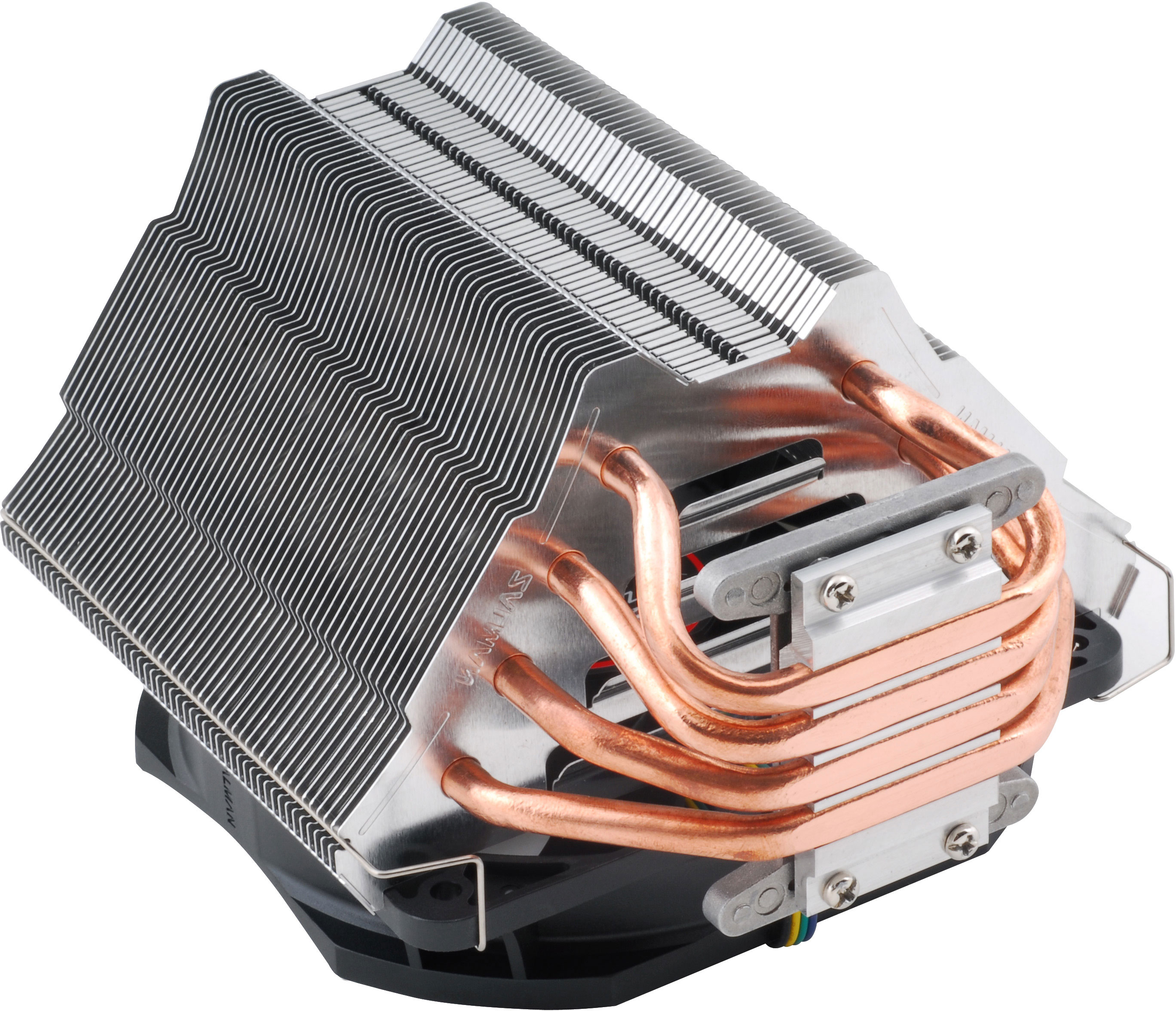 Cnps11x Performa V Shaped Dual Heat Sink Cpu Cooler