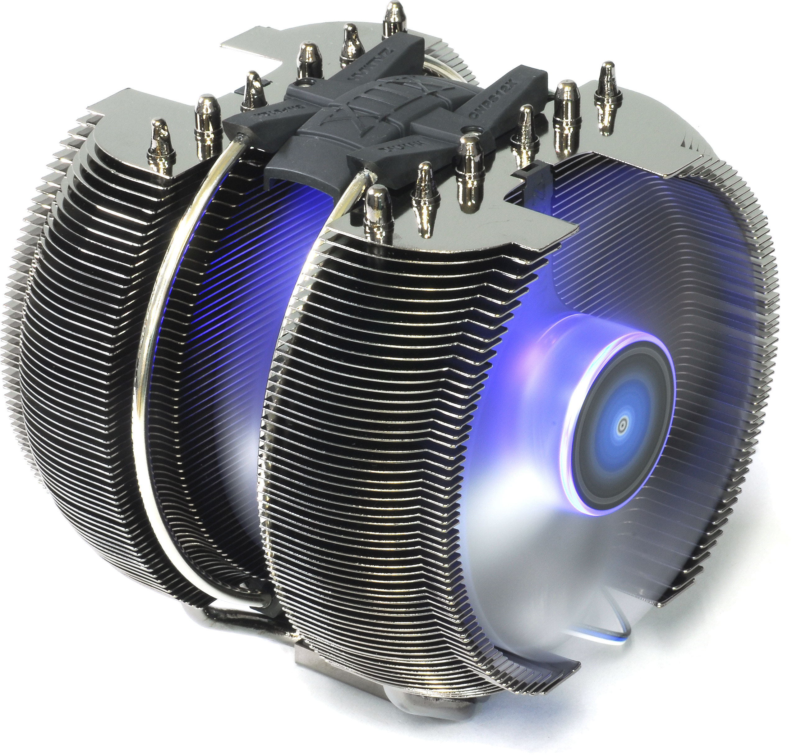 Processor Cooling Fan : Cnps ultimate performance triple fan cpu cooler