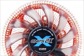CNPS2X - 80mm PWM fan