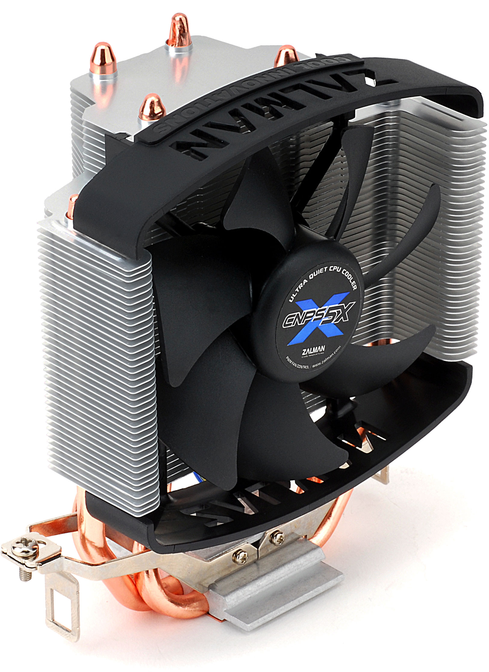 Cnps5x Quiet Compact Tower Cpu Cooler