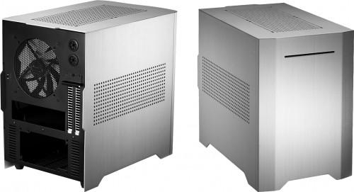 Computer Vent Holes : Cooltek w mini itx aluminium cases