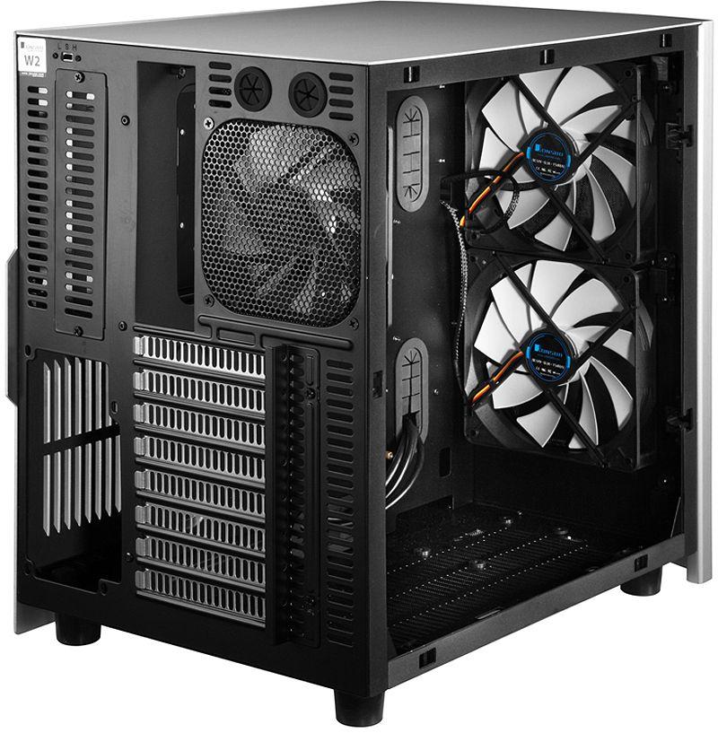 pc case without fans