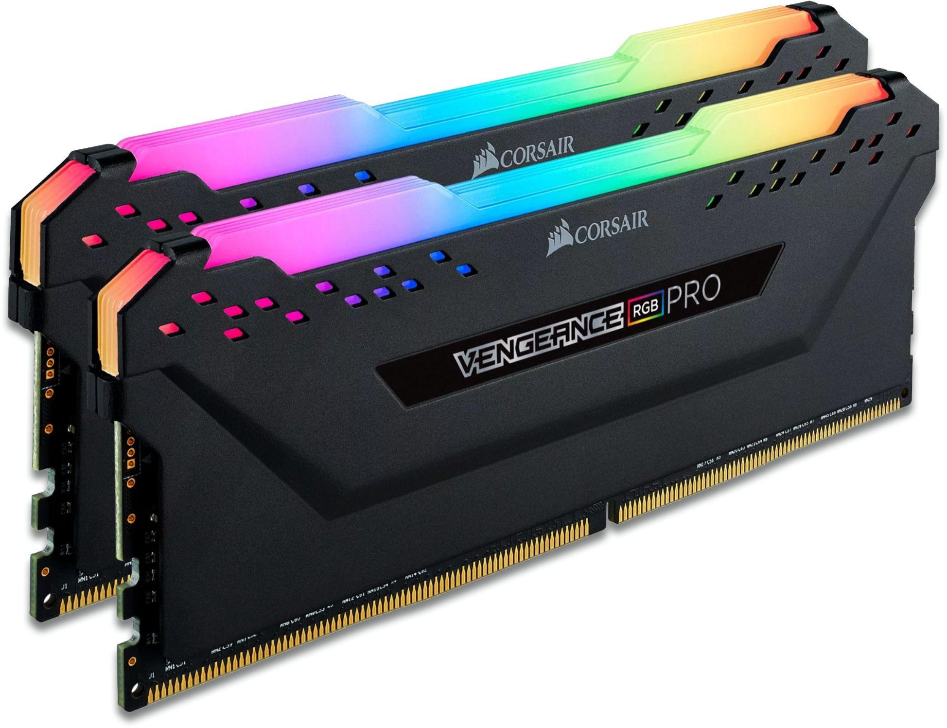 Vengeance RGB PRO 16GB (2x8GB) DDR4 2666MHz Memory