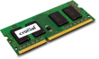 2GB SODIMM Single Module (1x2GB) 1.35V 1600MHz DDR3L Memory