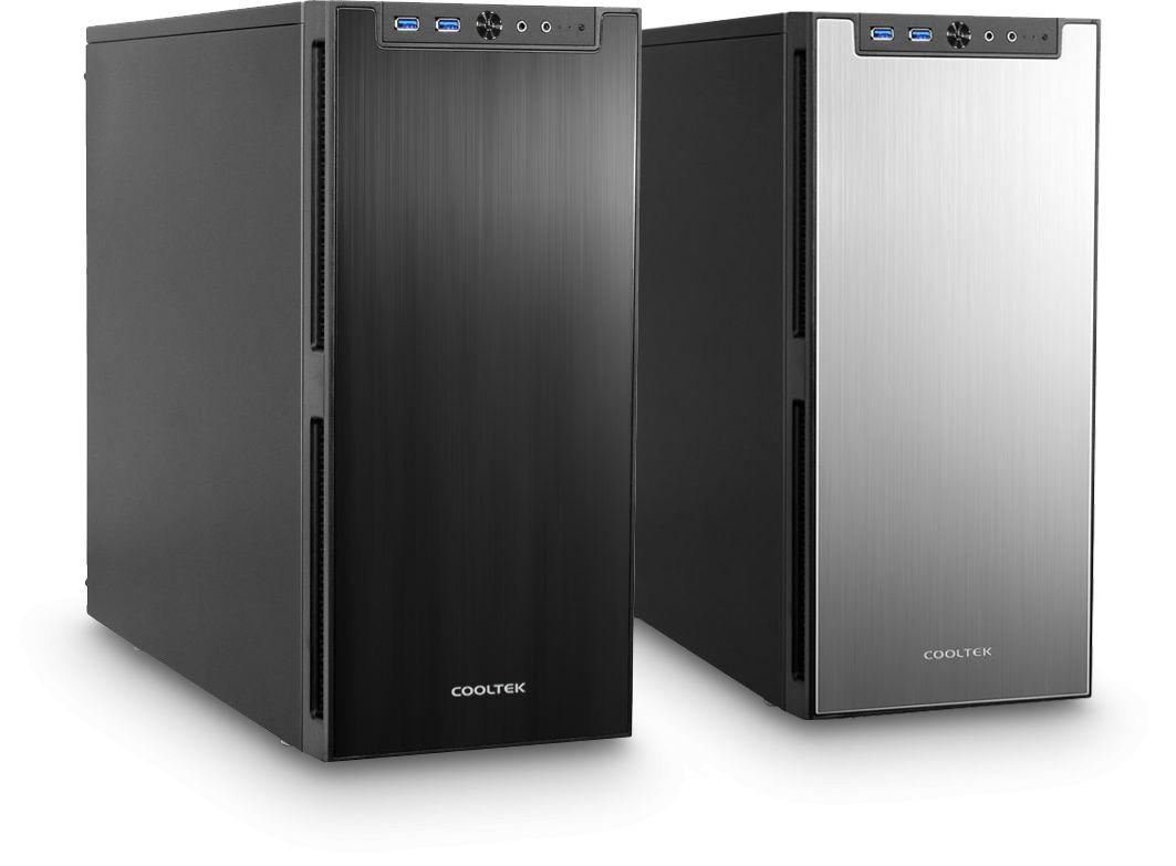 Cooltek Antiphon Quiet PC Cases