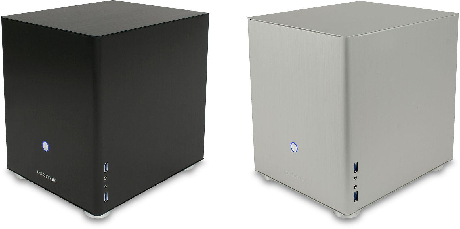 Coolcube Maxi V4 Aluminium Micro Atx Cases