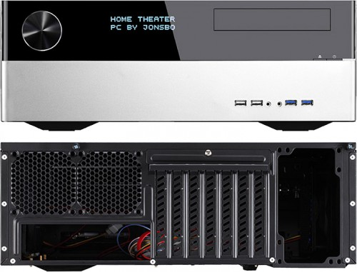 G3 Home Theater Pc Chassis