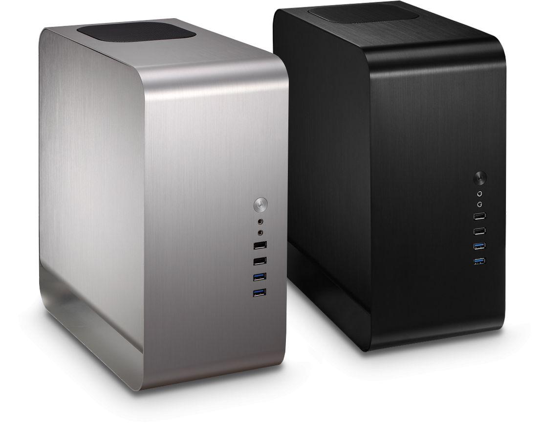 Cooltek Umx1 Compact Mini Itx Aluminium Cases