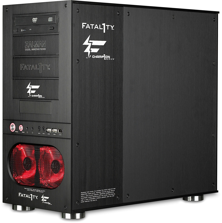 Fc Ze1 Fatal1ty Champion Computer Enclosure