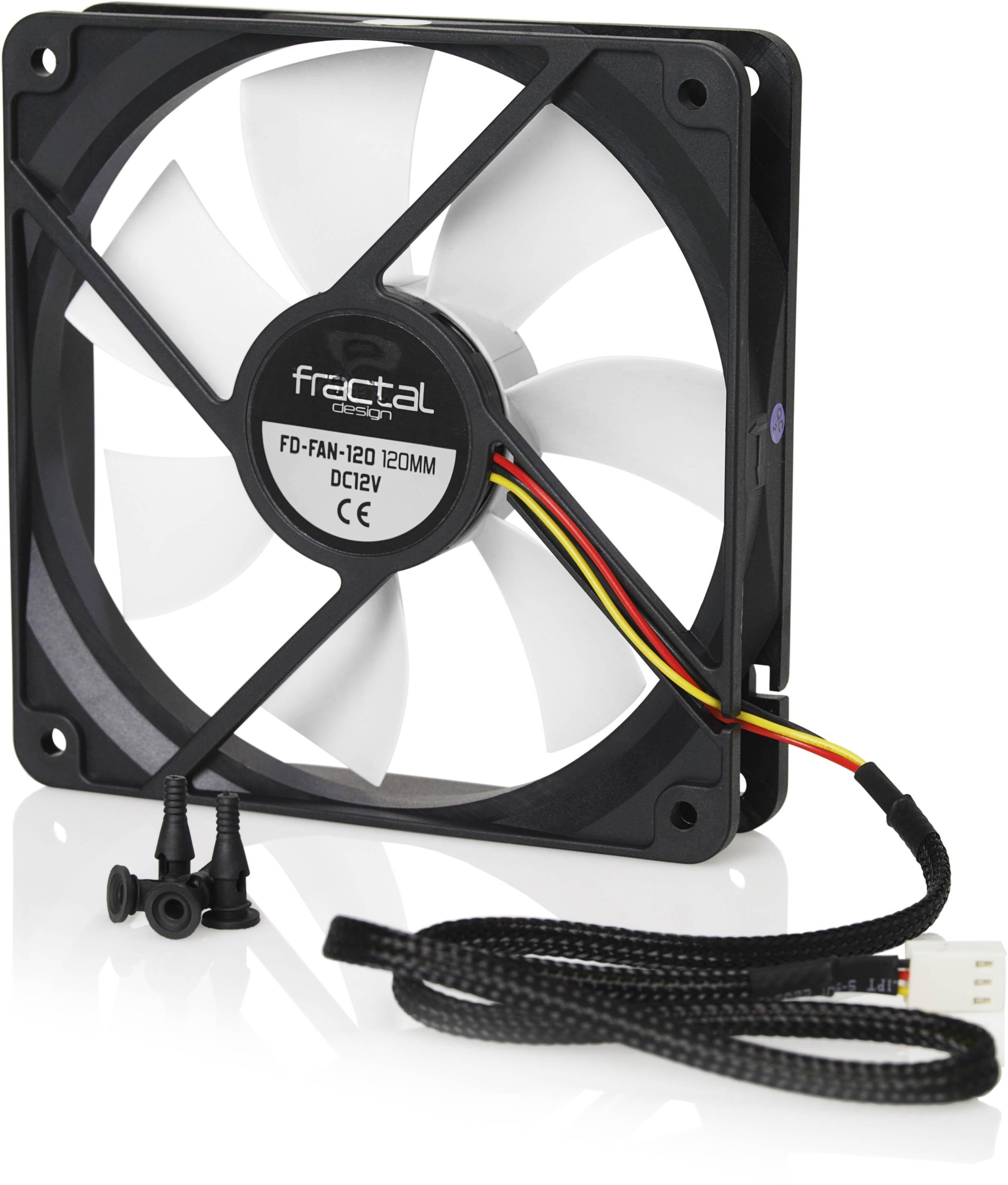 Fractal Design 120mm Silent Series Cooling Fan