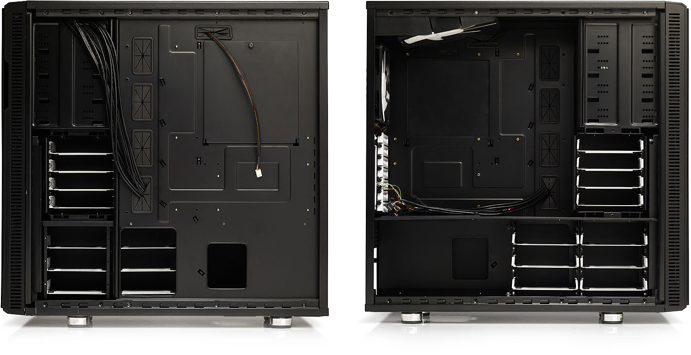 Fractal Design Define XL Computer Cases: https://www.quietpc.com/fd-definexl