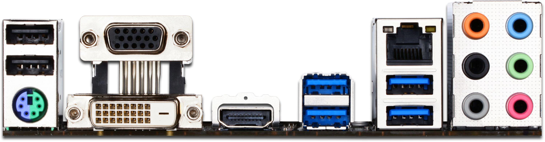 Gigabyte GA-H170M-D3H Intel LAN 64Bit