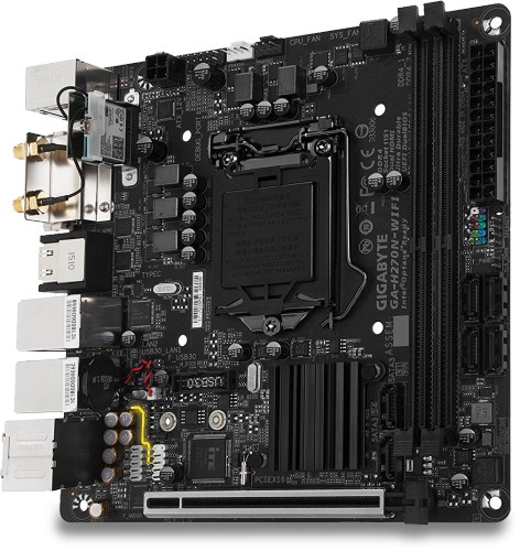 GA-H270N-WIFI Mini-ITX Motherboard