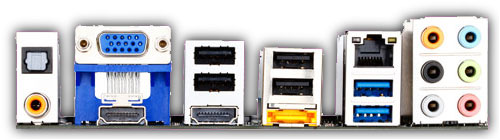 GA-H67N-USB3-B3 LGA1155 Mini ITX Motherboard