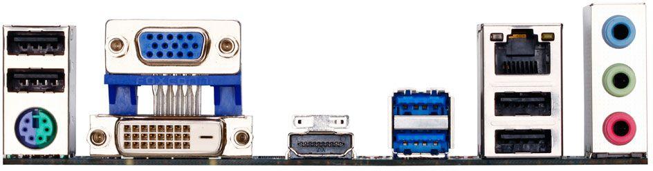 GA-H77M-D3H LGA1155 Micro ATX Motherboard