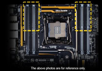 GA-X99-UD4P LGA2011-3 ATX Motherboard