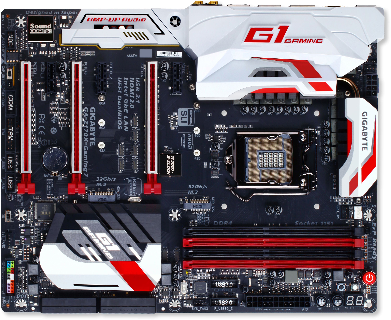 Amazoncom GIGABYTE Z370 AORUS Gaming 7 Intel LGA1151