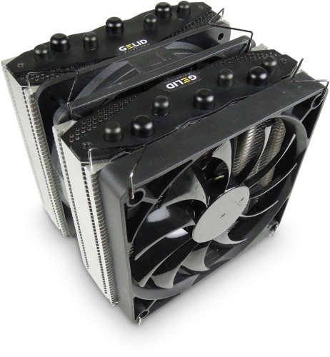 Gelid Solutions Black Edition Ultimate Tower CPU Cooler