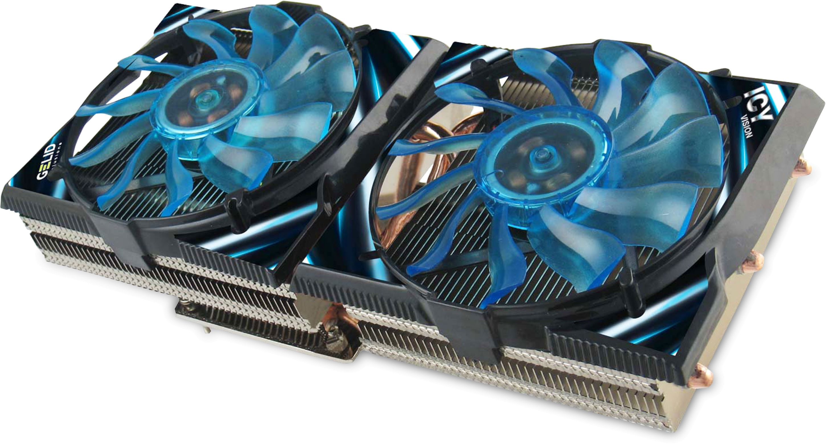 Icy Vision Rev.2 VGA Cooler for High-end AMD and Nvidia